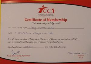 ICCI Member